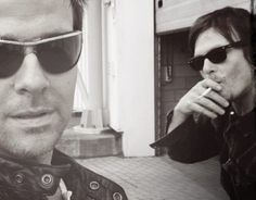 Image uploaded by Carmen. Find images and videos about norman reedus and sean patrick flanery on We Heart It - the app to get lost in what you love. Sean Patrick Flanery, Murphy Macmanus, Gina Gershon, Daryl Dixon, Tom Hardy, Norman Reedus, Good Looking Men, Man Crush