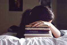 fall asleep while studying