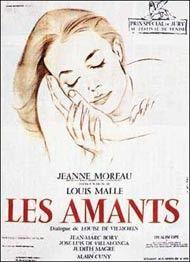 Les amants - Louis Malle - Jeanne Moreau