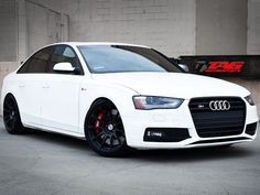 TAG Motorsports gives the monster Audi S4 some tuning love, they even went ahead and give it a name, just to make sure you don't forget it! TAG's engine performance numbers are still unknown, but if I had to make a guess, I'm hoping for somet