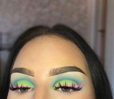 @αυυυвreyтαтe ☾♡ Eyeshadow Looks, War Paint, Cut Crease, Face Art, Makeup Looks, Eye Makeup, Make Up, Makeup Ideas, Makeup Eyes