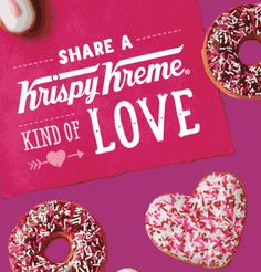 krispy kreme valentine's day coupon