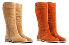 Caring for Suede Boots