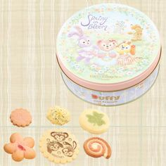 Apple Cookies, Tea Cookies, Tokyo Disney Sea, Tokyo Disney Resort, Mickey Mouse Steamboat Willie, Cranberry Jam, Disneyland Today, Japan Sakura, Japan Time
