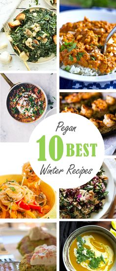 10 Yummy Winter Pegan Recipes!