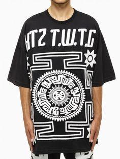 KTZ T-sshirt oversize 5yxNHMy1N8