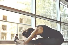 Stretch. Yoga.