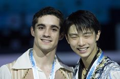 Bros. The ISU Grand Prix of Figure Skating Final 2014 – Day 3