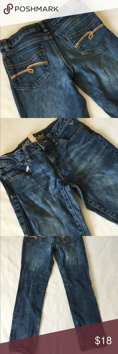 🔥🔥Justice jeans 10 1/2 Like new Justice Bottoms Jeans