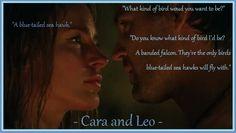 Cara and Leo