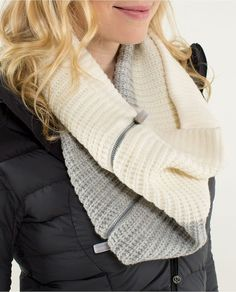 The Lululemon Falling Freely Neck Warmer ($78) is a staple for any wardrobe, especially the yogini in your life. Perfect while cooling down from a yoga class, this scarf helps to pull together any outfit. Special feature: it doubles as a wrap.