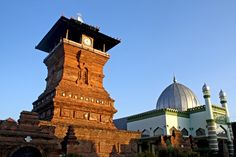 Menara Kudus Mosque - one of great mosques in Indonesia