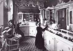 The first womens drug store in Russia