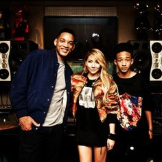 Will Smith, CL & Jaden
