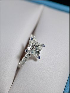 Glenna's engagement ring by @Verragio