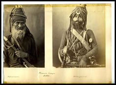 Ethnographic Arms & Armour - A Rajput with his sword Guru Nanak Wallpaper, Indian Project, William Dalrymple, Guru Gobind Singh, Age Of Empires, If Rudyard Kipling, Old Paintings, Sword, Armour