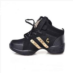The new kids' sneakers /Jazz dance shoes
