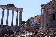 Roman Forum  Rome  2005