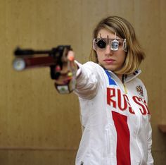 79eabda7593 Why Olympic Sharpshooters Insist On Looking Like Cyborgs Olympic Shooters