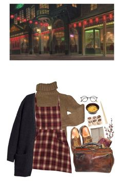 """""""date"""" by paper-freckles ❤ liked on Polyvore featuring Hue, Dr. Martens, Isabel Marant, Laura Cole, Frency & Mercury, YodaHidemi and H&M"""