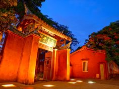 Tainan is the oldest city in Taiwan, dating back to its founding in 1624 by Dutch colonists. #agoda