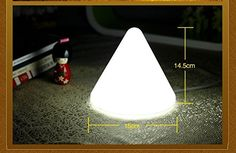 Hot Sale Quality Led Pyramid Kingsoft Lamp Bookmarks Lamp Baby Table Lamp Ofhead Small Night Light Christmas HalloweenWith White and Yellow Color Soft Light For Home White Light -- Read more  at the image link.