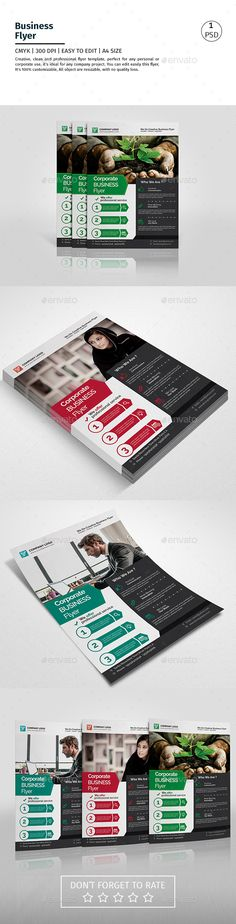 Interior Design Flyer Template PSD #design Download: http://graphicriver.net/item/corporate-flyer/14311439?ref=ksioks