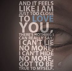 Too Close - Alex Clare