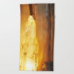 Selinitis Saten Spar Beach Towel by azima Reiki Meditation, Beach Towel, Candle Sconces, Wall Tapestry, Pilates, Duvet Covers, Wall Lights, Bath, Throw Pillows