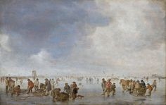 Jan_van_Goyen_-_Winter_Scene_on_the_Ice_-_Google_Art_Project