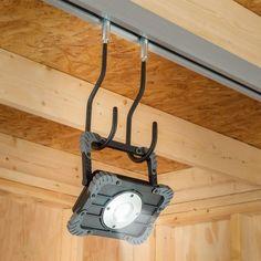 Non-Locking Trolleys for Rockler Ceiling Track System