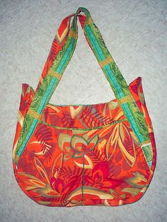 Summertime Bag. ADDED 8/22/2008 TUTORIAL (pic heavy) - PURSES, BAGS, WALLETS