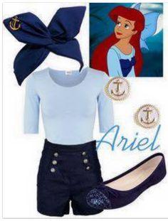 Human Ariel  NO Bow though.