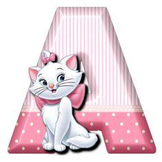 A Cat Marie (Alphabets by Mónica Michielin)