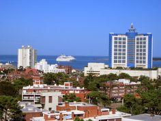 Felipe, o pequeno viajante: aluguel de apartamento em Punta del Este