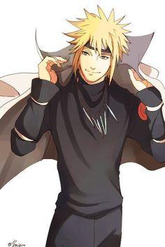 Naruto Minato, Naruto Uzumaki Shippuden, Anime Naruto, Art Naruto, Naruto Boys, Naruto Family, Wallpaper Naruto Shippuden, Naruto Cute, Naruto Wallpaper