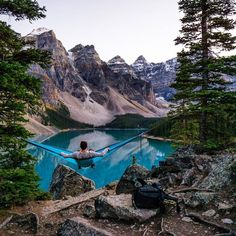 chrisburkard: Alberta has been haunting my like a good dream. Can't wait to be back. (at Moraine Lake, alberta Canada)
