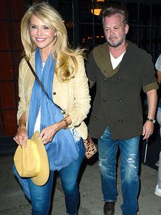 Christie Brinkley and John Mellencamp Spotted Together on Dinner Date http://www.people.com/article/christie-brinkley-john-mellencamp-spotted-together