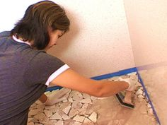 Pebble Tile Shower Installation Instructions & Video
