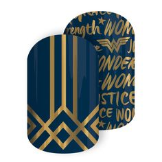 The Wonder Woman Collection by Jamberry. She is my all time favorite! I can't wait for these to nail wraps arrive! Cute Nails, Pretty Nails, Wonder Woman Nails, Thing 1, Spring Nail Art, Jamberry Nail Wraps, Cute Nail Designs, Nail Manicure, Face And Body