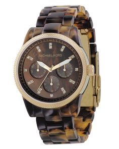 Michael Kors Women's Chronograph Bracelet Watch, 38MM - All Watches - Watches - Jewelry & Accessories - Bloomingdale's