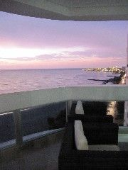 Cartagena-Luxury Ocean Front Condo with spectacular view of ocean & the old cityVacation Rental in Bocagrande from @HomeAway! #vacation #rental #travel #homeaway