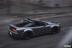 240SX Rocket Bunny Want to #Restyle your #JDM ride? Let #Rvinyl help, visit www.Rvinyl.com!