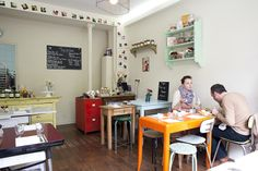 HiP Paris Blog, Julien Hausherr, Mamie Green 25 rue de la Forge Royale, 75011 +33 1 43 72 36 68