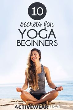 Get more out of your practice with these helpful insider hints from a yoga pro. #yoga #tips