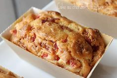 cake au chorizo et aux poivrons Cake Chorizo, Apple Pie, French Toast, Breakfast, Desserts, Food, Gourmet, Greedy People, Kitchens
