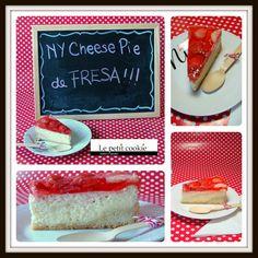 Cheese Pies, Cupcakes, Vanilla Cake, Cheesecake, Strawberry, Nyc, Cookies, Desserts, Food