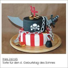 Eine schöne Idee für die nächste Piratenparty! Vielen Dank für diese tolle Idee Dein blog.balloonas.com #kindergeburtstag #motto #mottoparty #party #kinder #geburtstag #pirat #pirate #seemann #diy