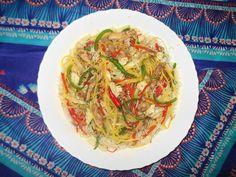 Cuisine of Karachi: Singaporean Rice سنگاپوری رائس Halal Recipes, Rice Recipes, Chicken Recipes, Singaporean Rice, Denmark Food, Pakistan, Singapore Travel, Recipe Link, Recipes