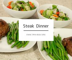 This steak and vegetable meal prep dinner is a great addition to your routine. It is high protein, low carb and great for ketogenic diets.